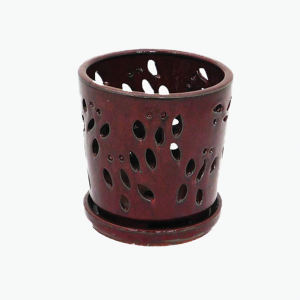 Ceramic Orchid Pots Orchid Pots W Holes Decorative